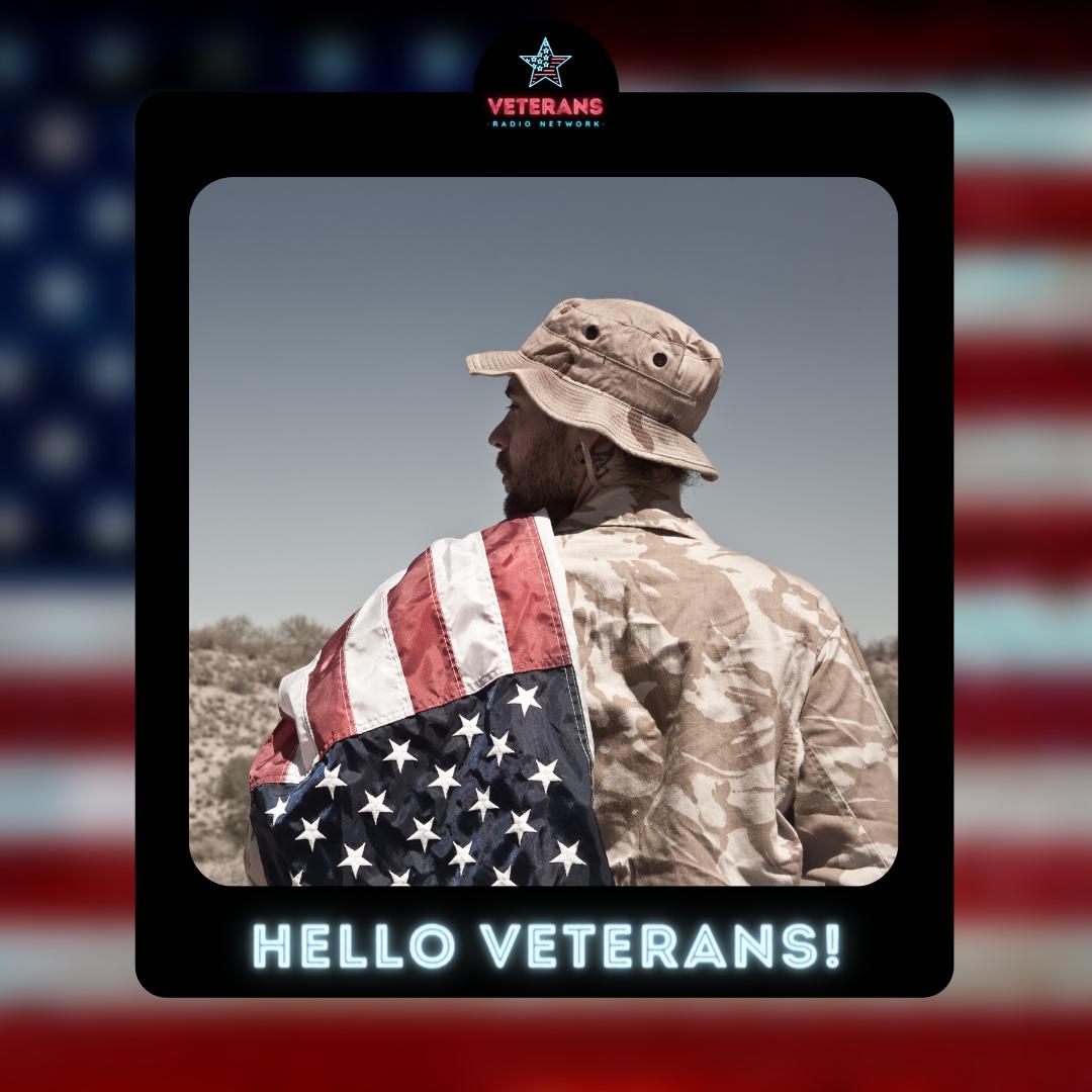 Hello Veterans!