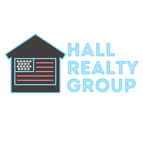 Hall Realty Group White Text