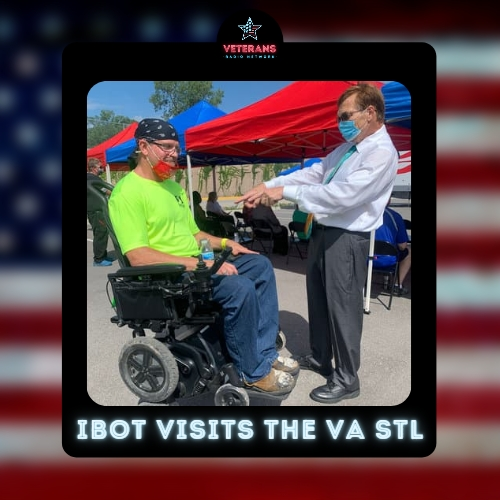 iBot by Mobius Mobility Visits the VA St. Louis
